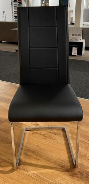 JOANA-S schwarz-Schwingstuhl-nicht lieferbar--25029-1