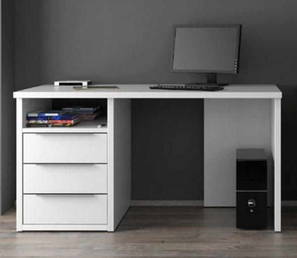 OPUS weiß-Schreibtisch-25233-1